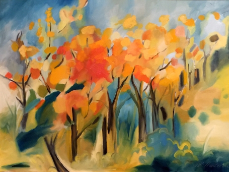 30x40 Oil Painting by Amy Hautman